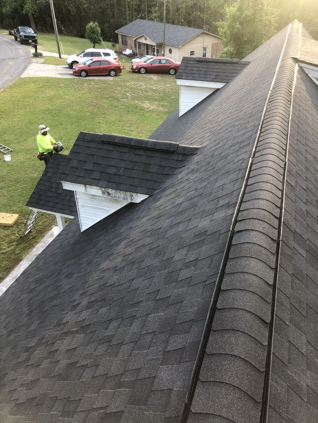 ROOF INSTALLATION