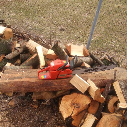 decent little load of firewood