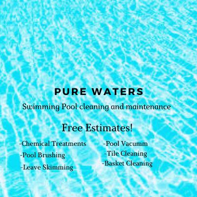 Avatar for Pure Waters Swimming Pool Katy, TX Thumbtack