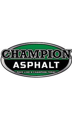 Avatar for Champion asphalt