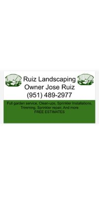Avatar for Ruiz Landscaping