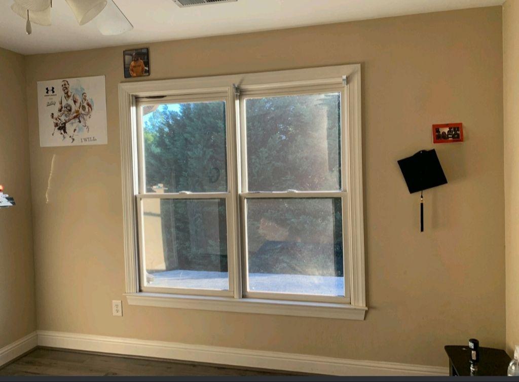 Interior Room Painting & 50in TV Dismount-REmount