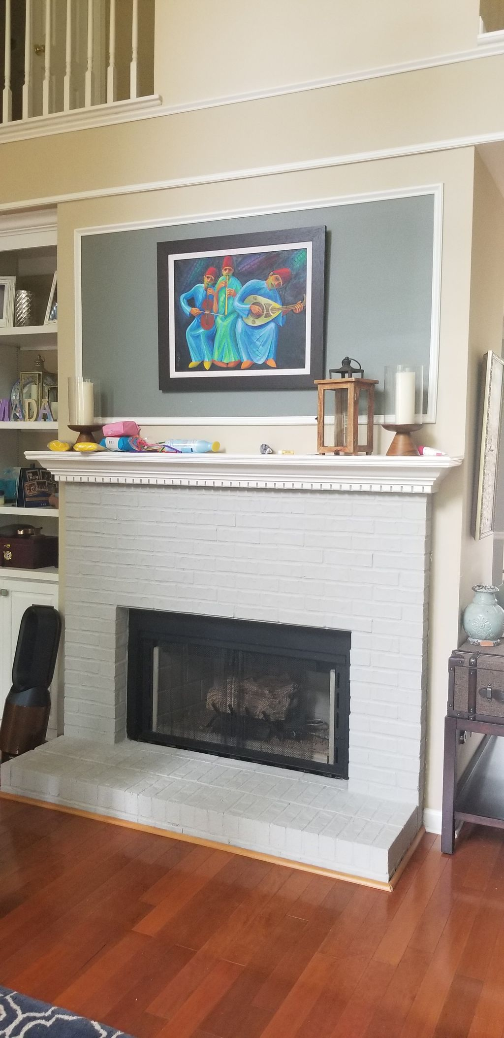 MORE PICS TO COME  Interior Paint -FULL-Walls, Trim, Ceiling PLUS