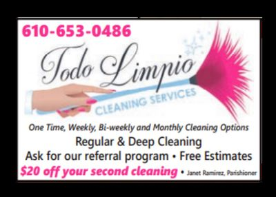 Avatar for Todo Limpio Cleaning Services by Janet
