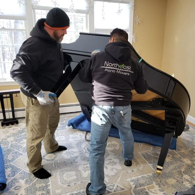 Avatar for Northeast Piano Movers Springfield, MA Thumbtack