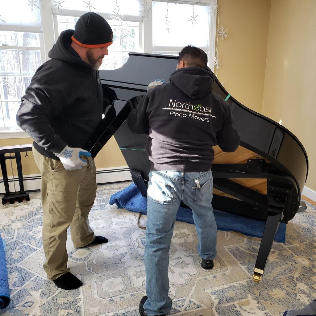 Northeast Piano Movers