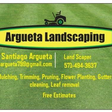 Argueta Landscaping