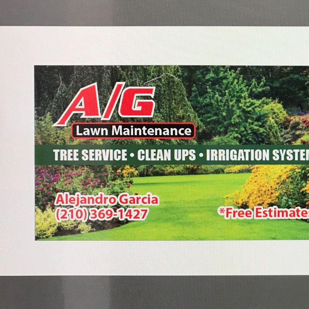 A/G Lawn maintenance
