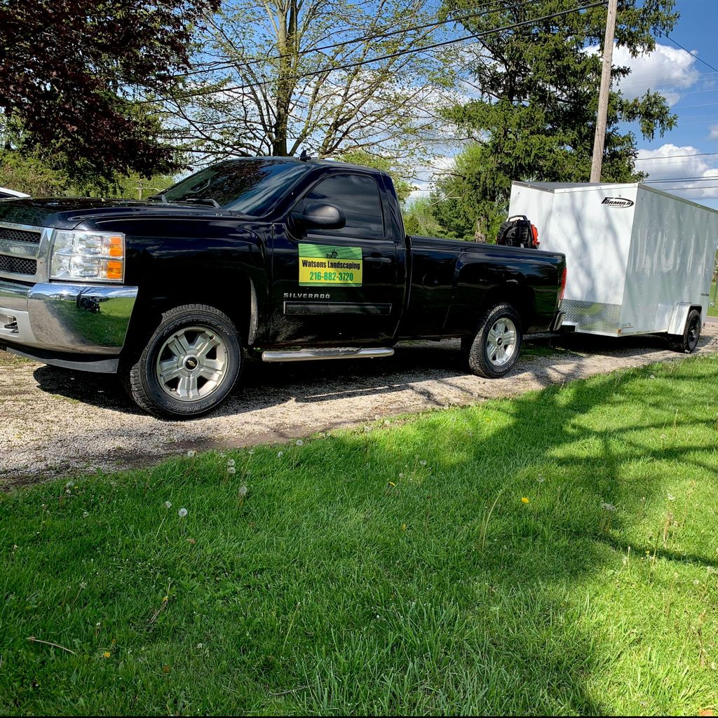 Watson's Landscaping Services