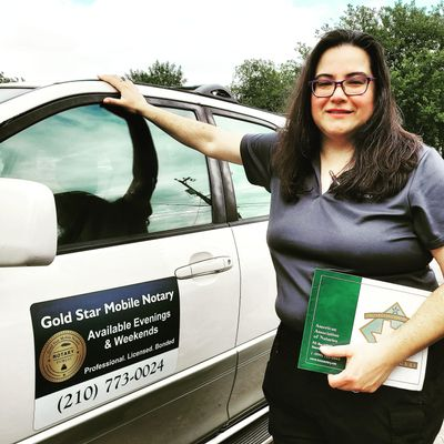 Avatar for Gold Star Mobile Notary San Antonio