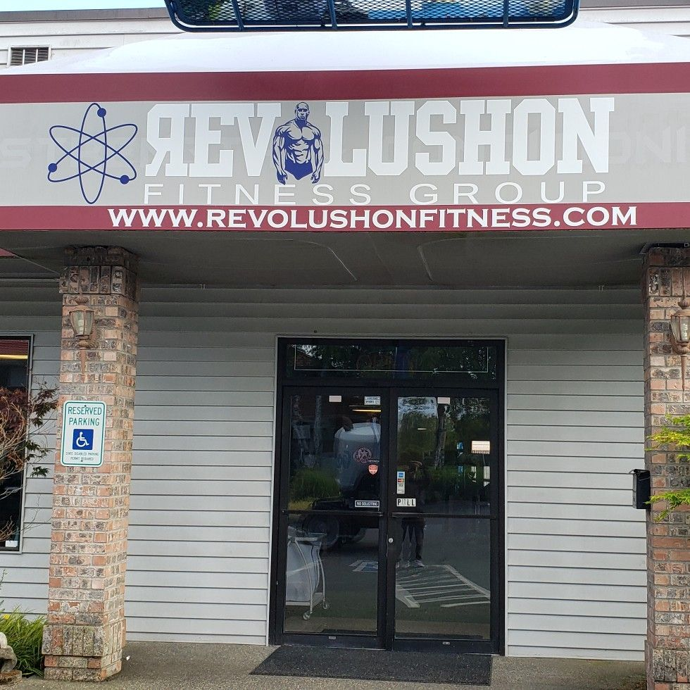 Revolushon Fitness