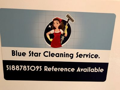 Avatar for Blue  Star Cleaning Service Clifton Park, NY Thumbtack