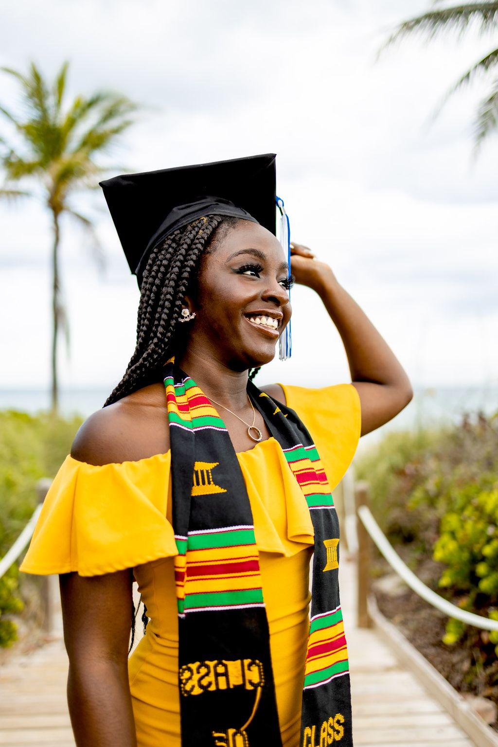 Salimata's Graduation 2020