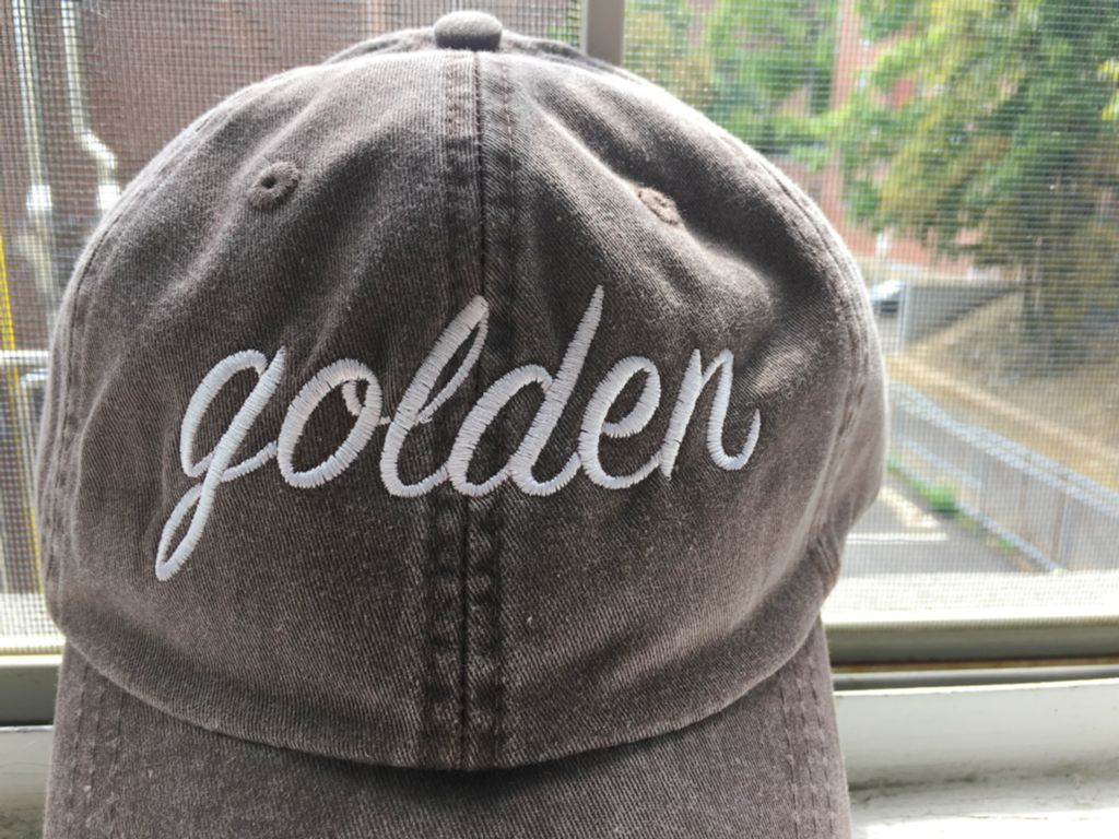 Influencer's Headwear Merchandise