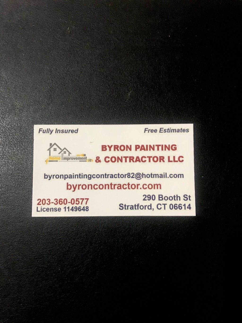 Byron Painting Contractor LLC