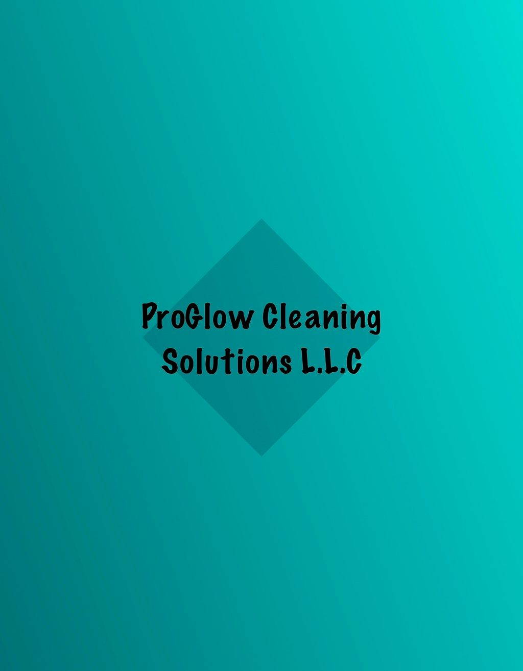 ProGlow Cleaning Solutions