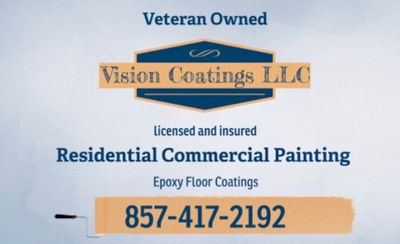 Avatar for Vision Coatings LLC