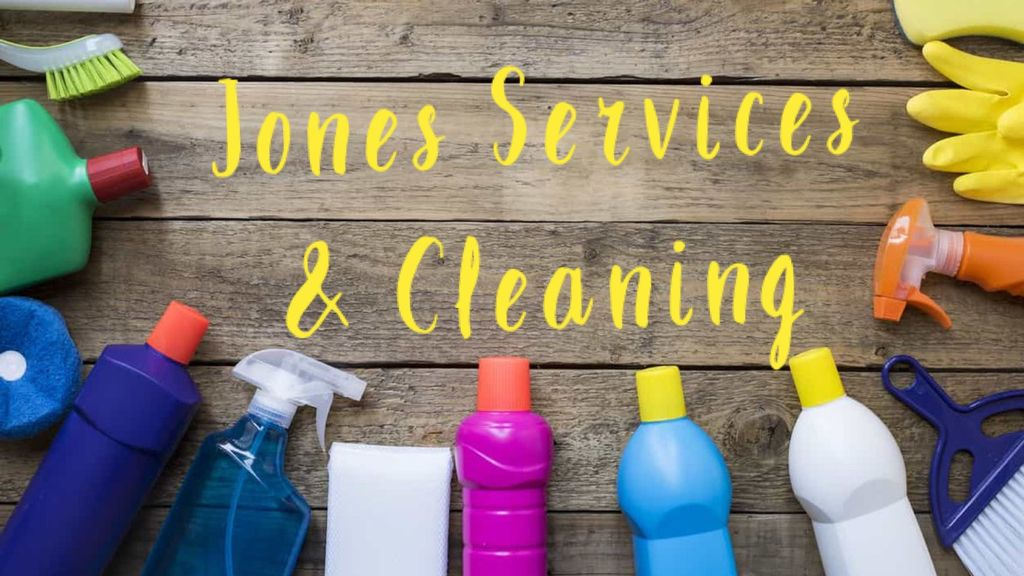Jones Services & Cleaning