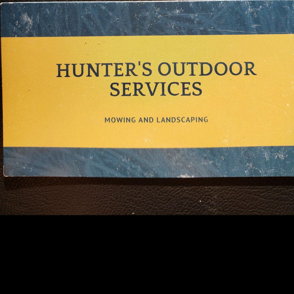 Hunter's Outdoor Services
