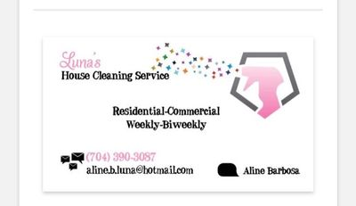 Avatar for Lunas's Cleaning Service