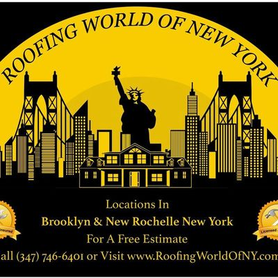 Avatar for Roofing World Of New York New Rochelle, NY Thumbtack