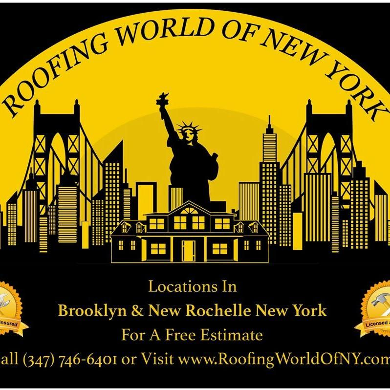 Roofing World Of New York
