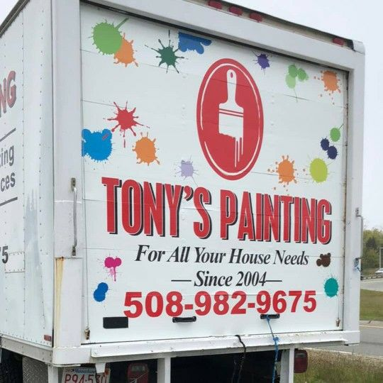 TONYS PAINTING MV LLC