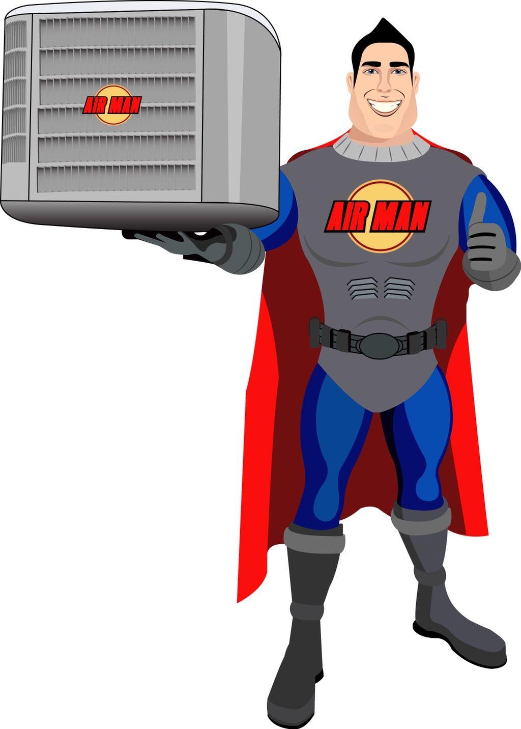 Air man heating & cooling