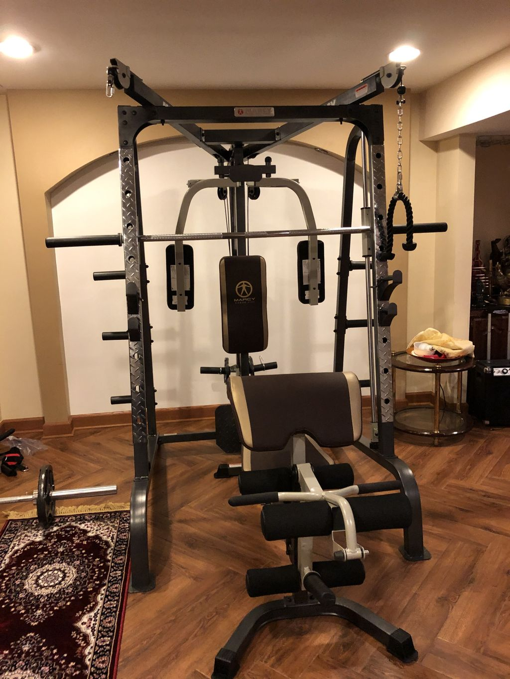 Home Gym Assembly