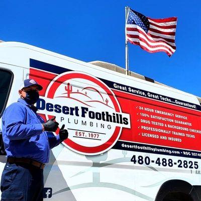 Avatar for Desert Foothills Plumbing LLC