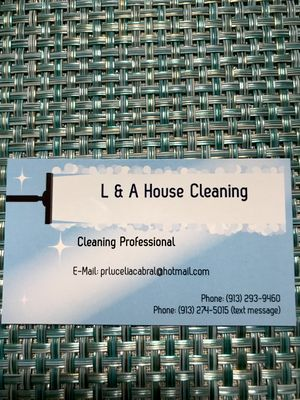 Avatar for L&A house cleaning Overland Park, KS Thumbtack