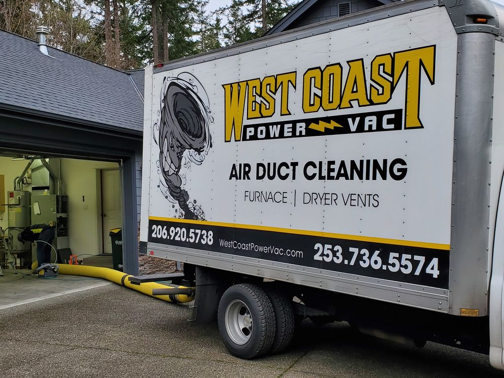 Air Duct Cleaning & Air Purification