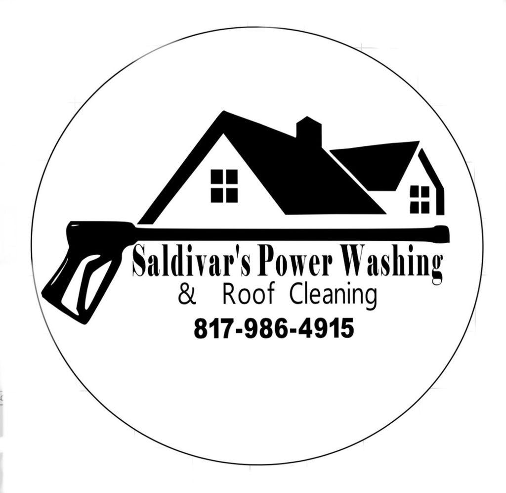 Saldivar's Power Washing and Soft Washing