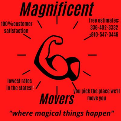Avatar for Magnificent Movers & More Greensboro, NC Thumbtack