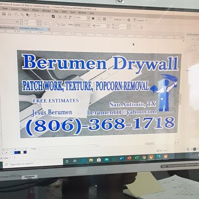 Avatar for Berumen drywall.