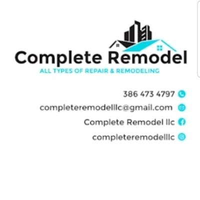 Avatar for Complete Remodel, LLC