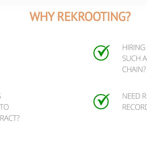 Why Rekrooting!