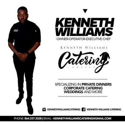 Avatar for Kenneth Williams Catering Charlotte, NC Thumbtack