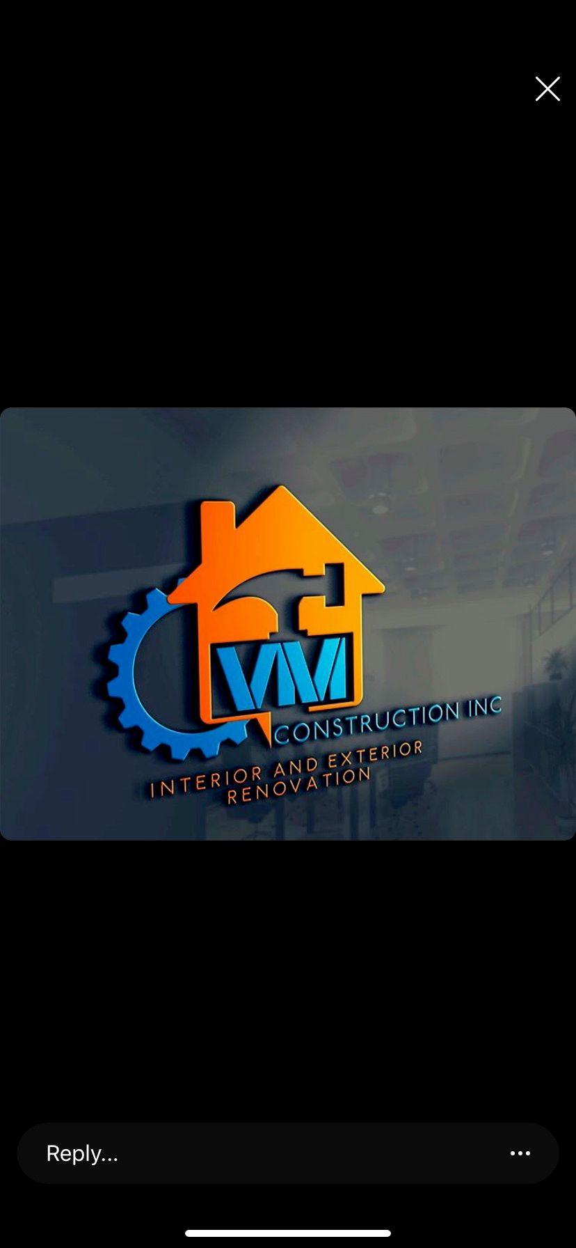 VM Construction Inc