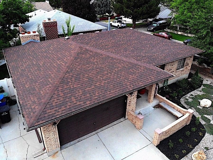 Standard Roof Replacement