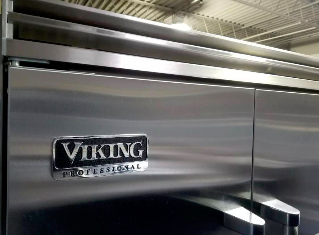 Refrigerator Viking drain line cleaning