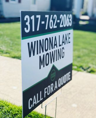 Avatar for Winona Lake Mowing