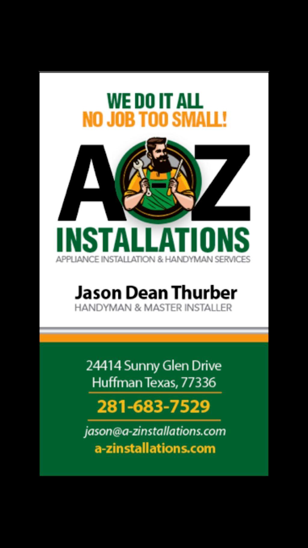 A-Z Installations
