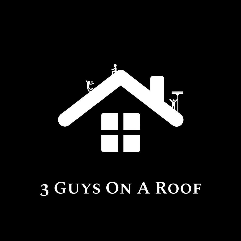 3 Guys On A Roof