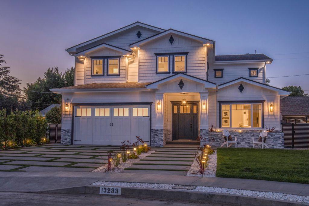 New Custom Home Build - Sherman Oaks, CA