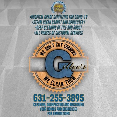 Avatar for Gillee's Carpet cleaning Riverhead, NY Thumbtack