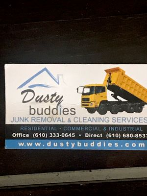 Avatar for Dusty Buddies LLC. Chester, PA Thumbtack