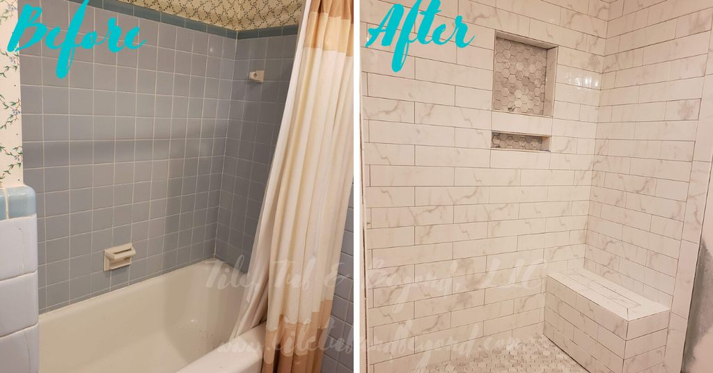 Bathroom remodel in Morningside