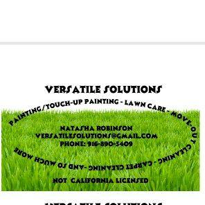 Avatar for Versatile Solutions Fairfield, CA Thumbtack