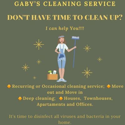 Avatar for Gaby 's Cleaning Service